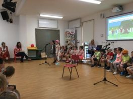 P3 end of year Assembly