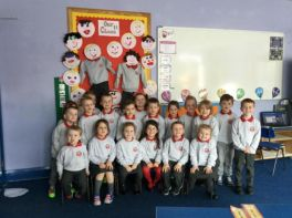 Primary 1 Class of 2017