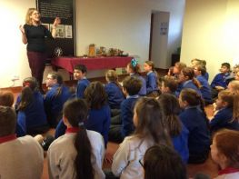 Primary Six Viking Trip (Shared Education)