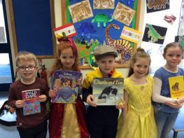 World book day Dress up