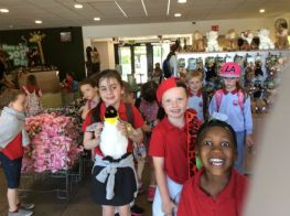 Primary 3 trip to the Zoo