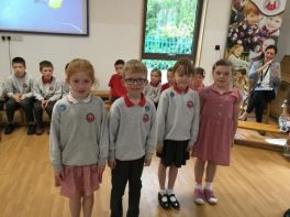 Primary 3 Assembly
