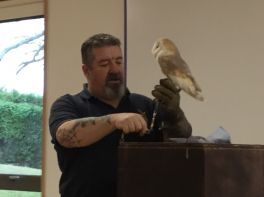 Visit from World of Owls
