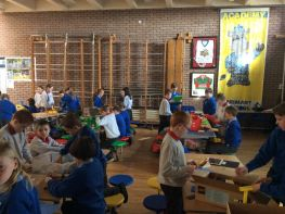 Primary Six Shared Education Trip