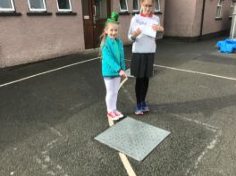 Primary Five Angle Hunt
