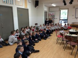 An African Drumming and African Art Workshop