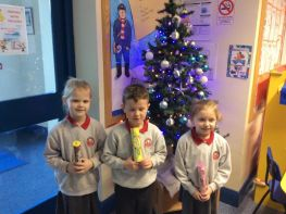 Christmas Maths Challenge Winners