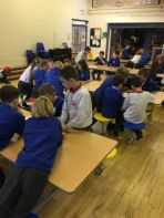 P5 First Shared Education Meeting