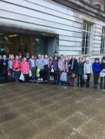 Primary 5 visit to the Ulster Museum