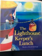 P3 Storybook Project Home learning- The Lighthouse Keepers Lunch