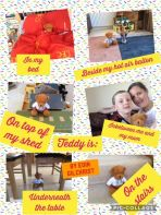 P3 Prepositions Home learning