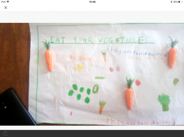 P3 Healthy Living Posters