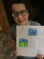 P6 Newspaper Report Writing