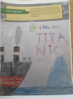 P6 Titanic Home Learning